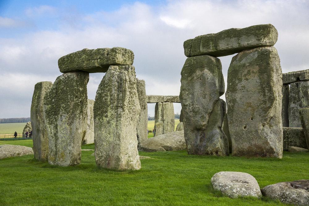 Sarson Stones Stonehenge