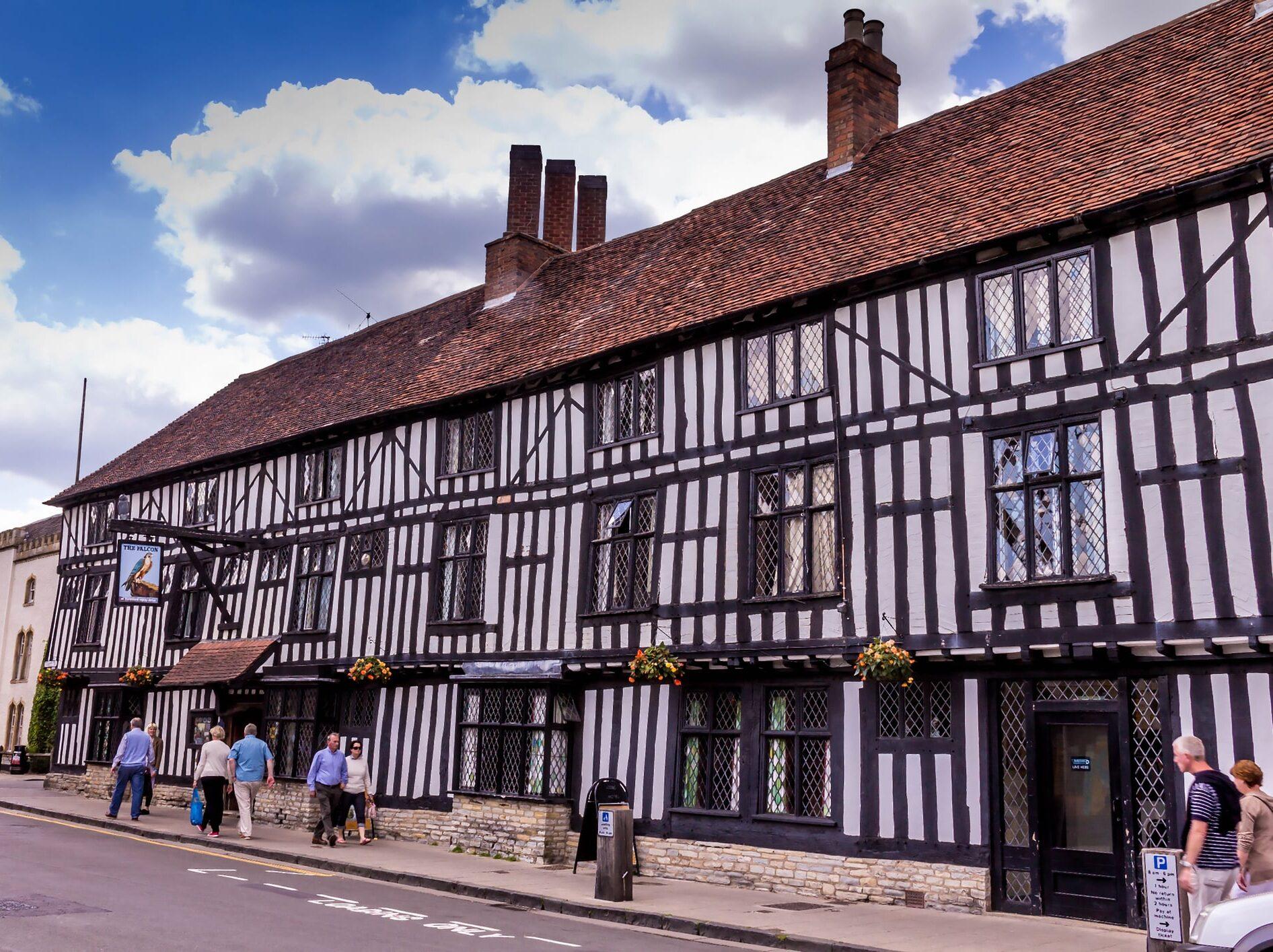 Traditional Building Stratford-upon-Avon
