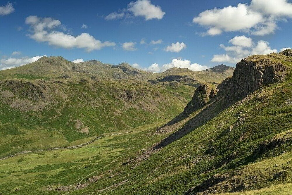 Mountain Scenery Lake District