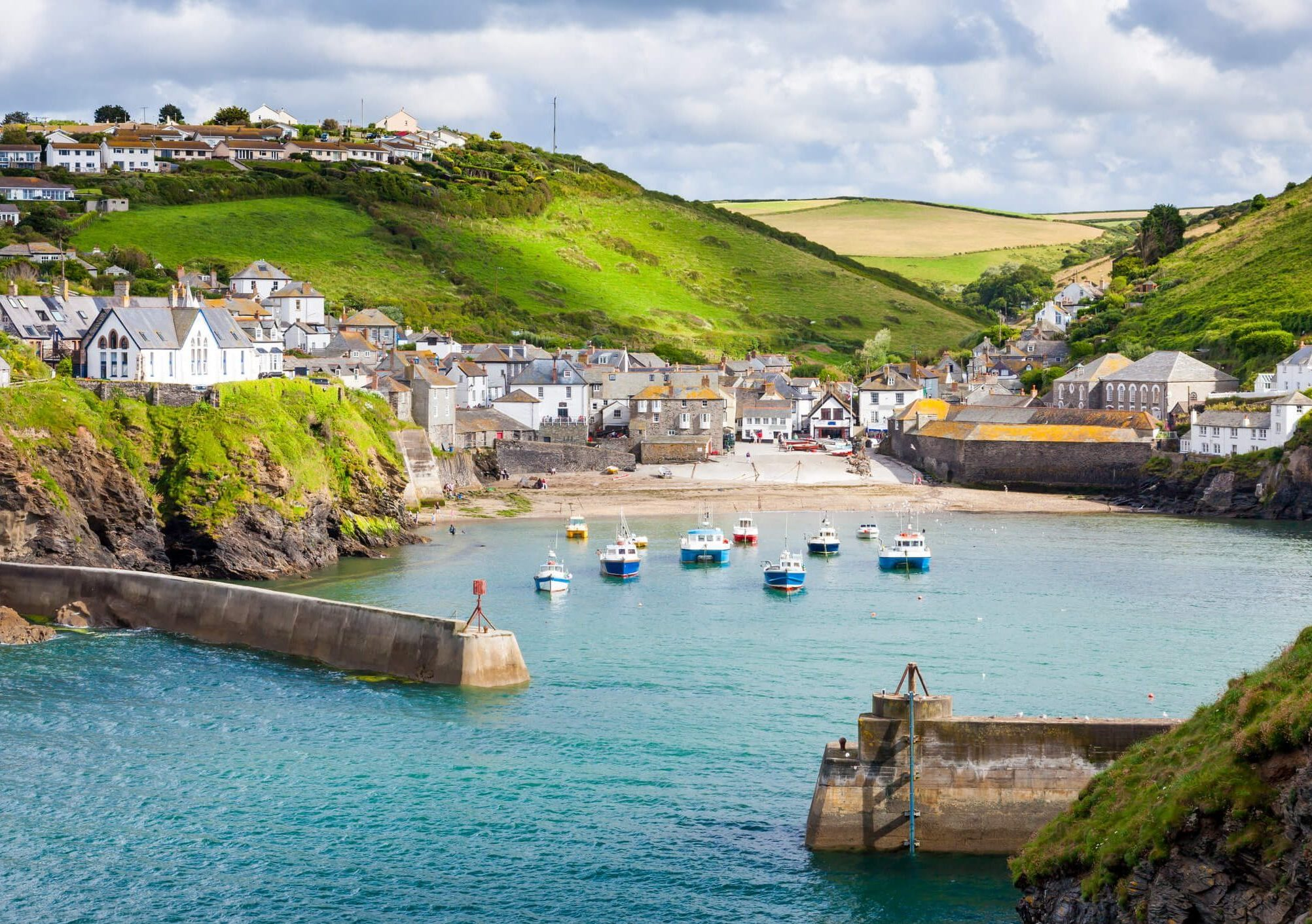 Harbour Port Isaac
