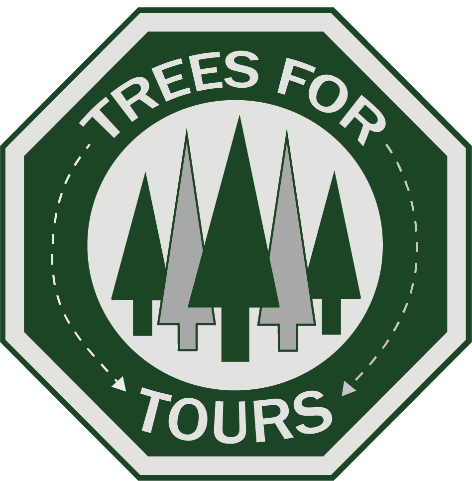 Trees for tours badge