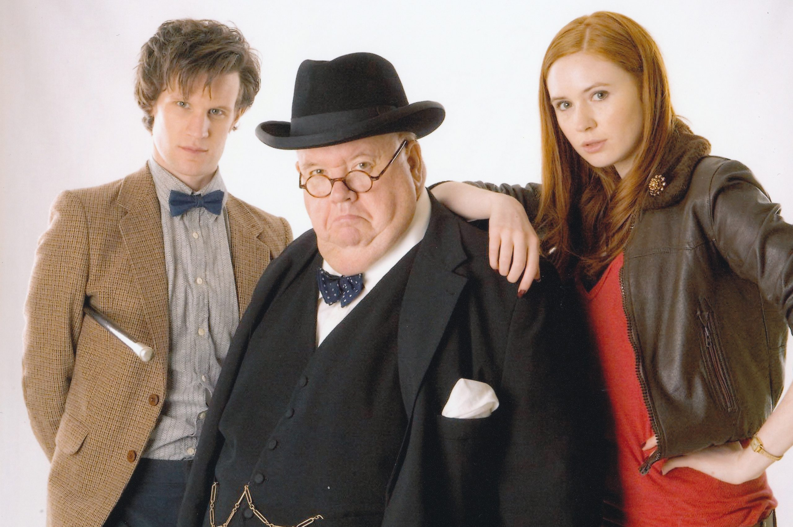 Ian McNeice in Doctor Who